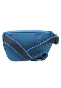 BOSS - PIXEL GÜRTELTASCHE 29 CM - Bum bag - bright blue - 5