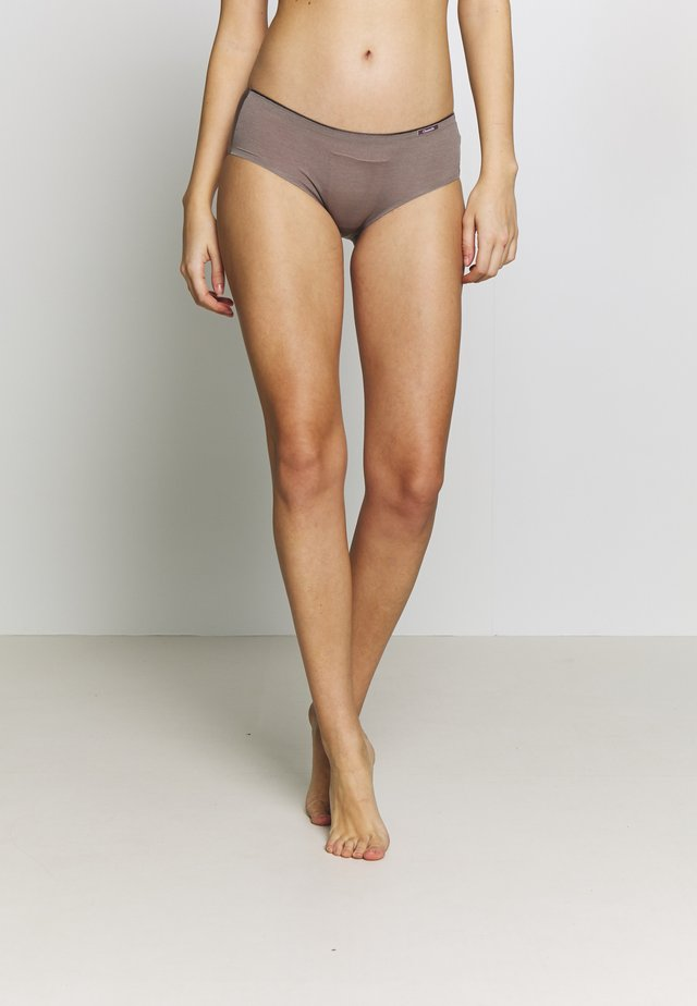 ABSOLUTE INVISIBLE SHORTY - Briefs - terre sauvage