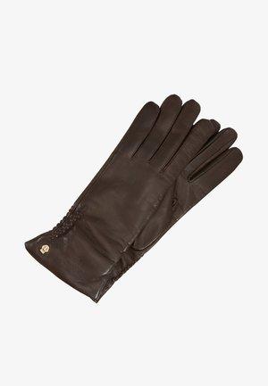REGINA - Gloves - coffee