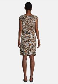 Cartoon - Day dress - schwarz/braun - 1