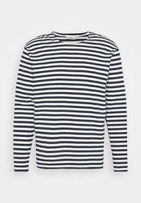 ORVILLE  - Long sleeved top - navy blazer