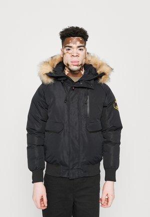 ABELLI TECH - Winter jacket - black