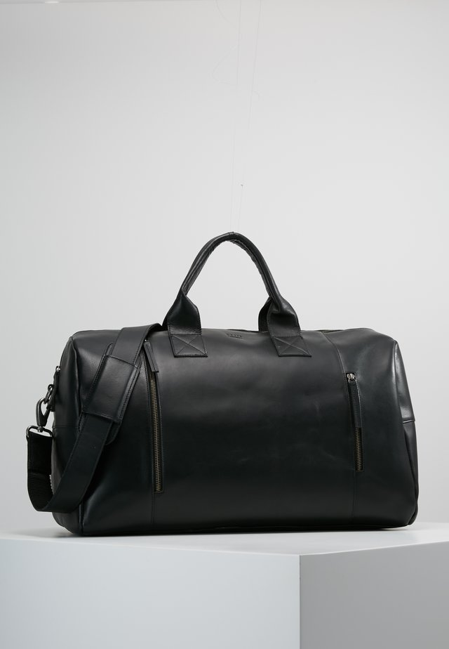 CLEAN BAG - Weekend bag - black