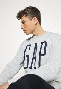 GAP - LOGO - Sweatshirt - light heather grey - 4