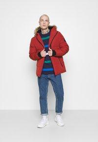 Brave Soul - TRAIL - Winter jacket - chilli red - 1