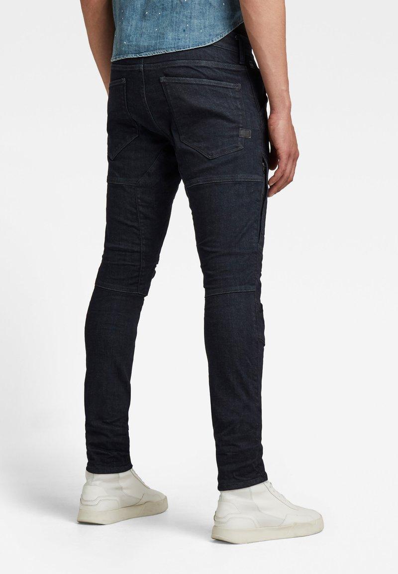 G-Star - RACKAM 3D SKINNY - Jeans Skinny Fit - raw denim