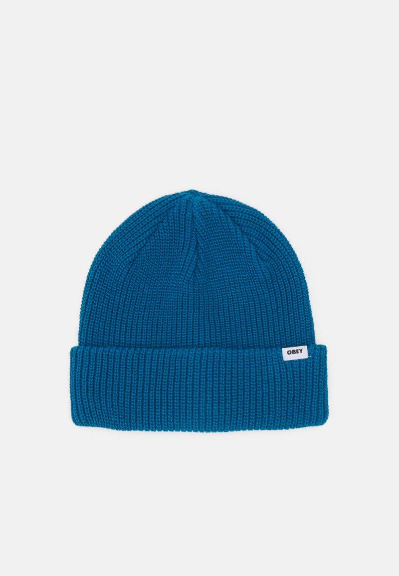 Obey Clothing - BOLD BEANIE UNISEX - Beanie - blue sapphire