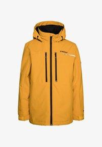 Protest - Lyžařská bunda - dark yellow - 7