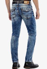 Cipo & Baxx - Slim fit jeans - ijsblauw - 2