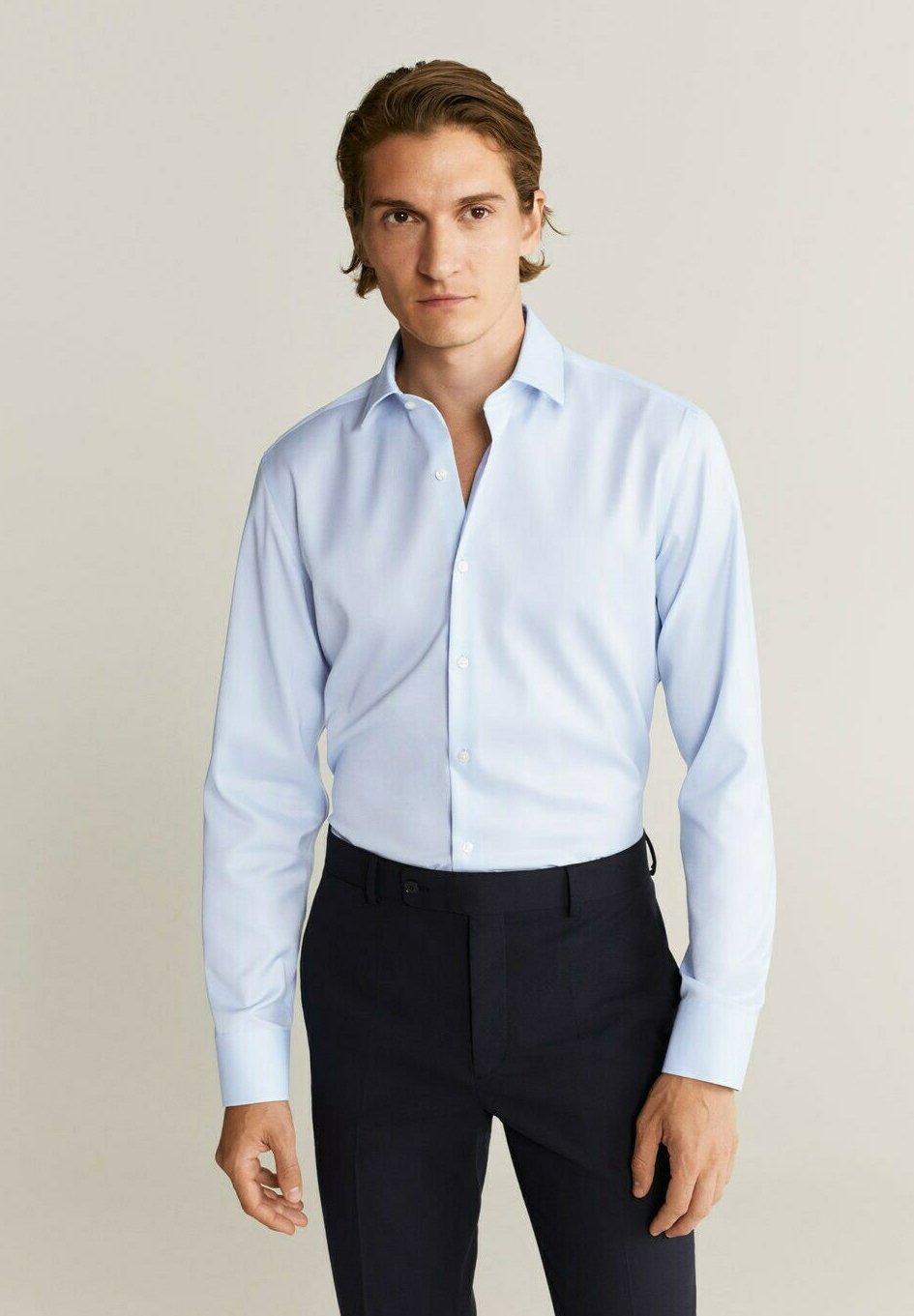 Uomo TURBINE - Camicia elegante
