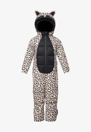 CHEETADO  - Snowsuit - leoprint black