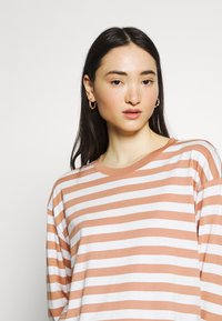 Monki - Long sleeved top - blue light/rost - 5