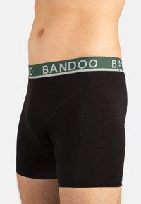 Bandoo Underwear - 2PACK - Pants - black,navy blue - 4