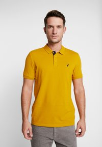 Pier One - Polo shirt - mustard - 0