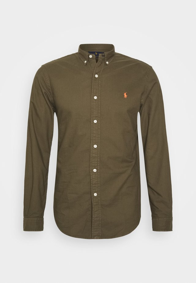 OXFORD - Camicia - defender green