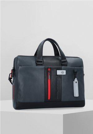 Briefcase - grey/black