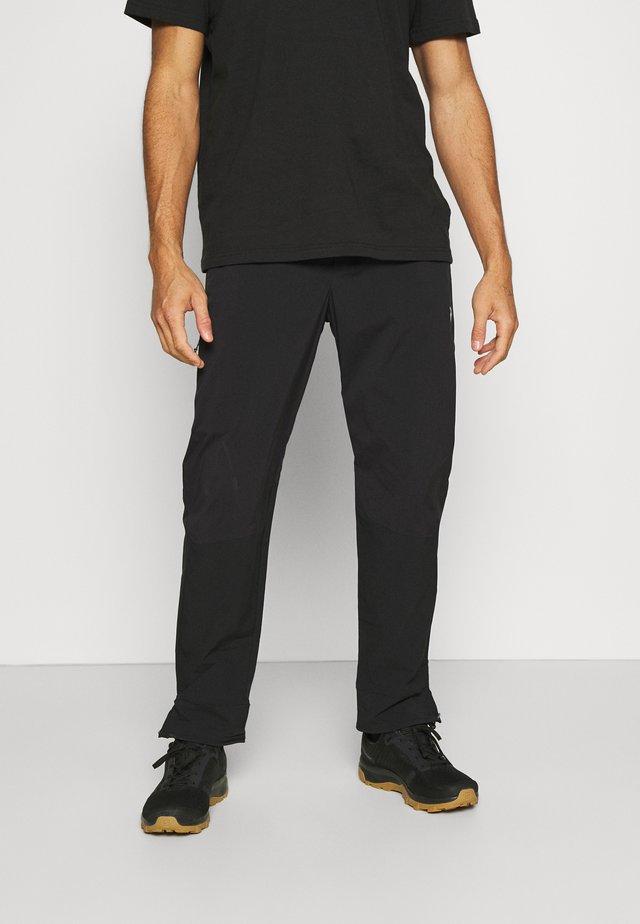 VISLIGHT PANT - Kalhoty - black
