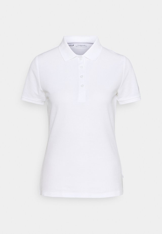 PERFORMANCE - Polo shirt - white