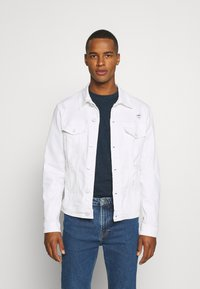 Gianni Lupo - GIU - Denim jacket - white - 0