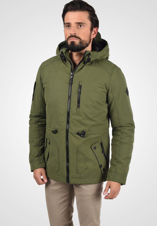 WINTERJACKE MARCO - Winter jacket - ivy green