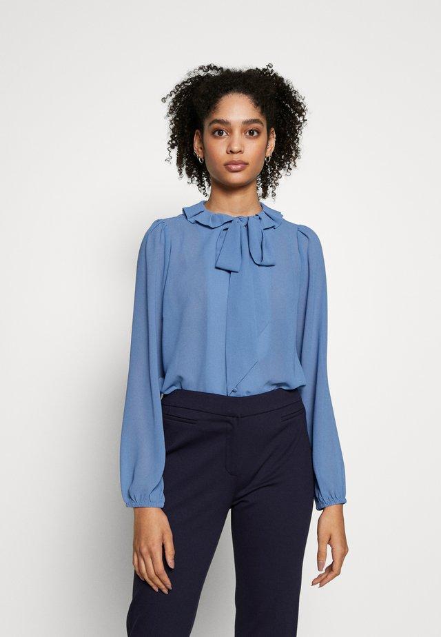 GABRIELA BLOUSE - Blouse - blue