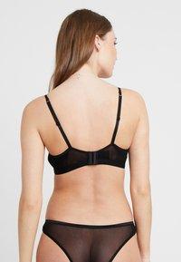 Cosabella - SOIRE CONFIDENCE BRALETTE - Triangle bra - black - 2