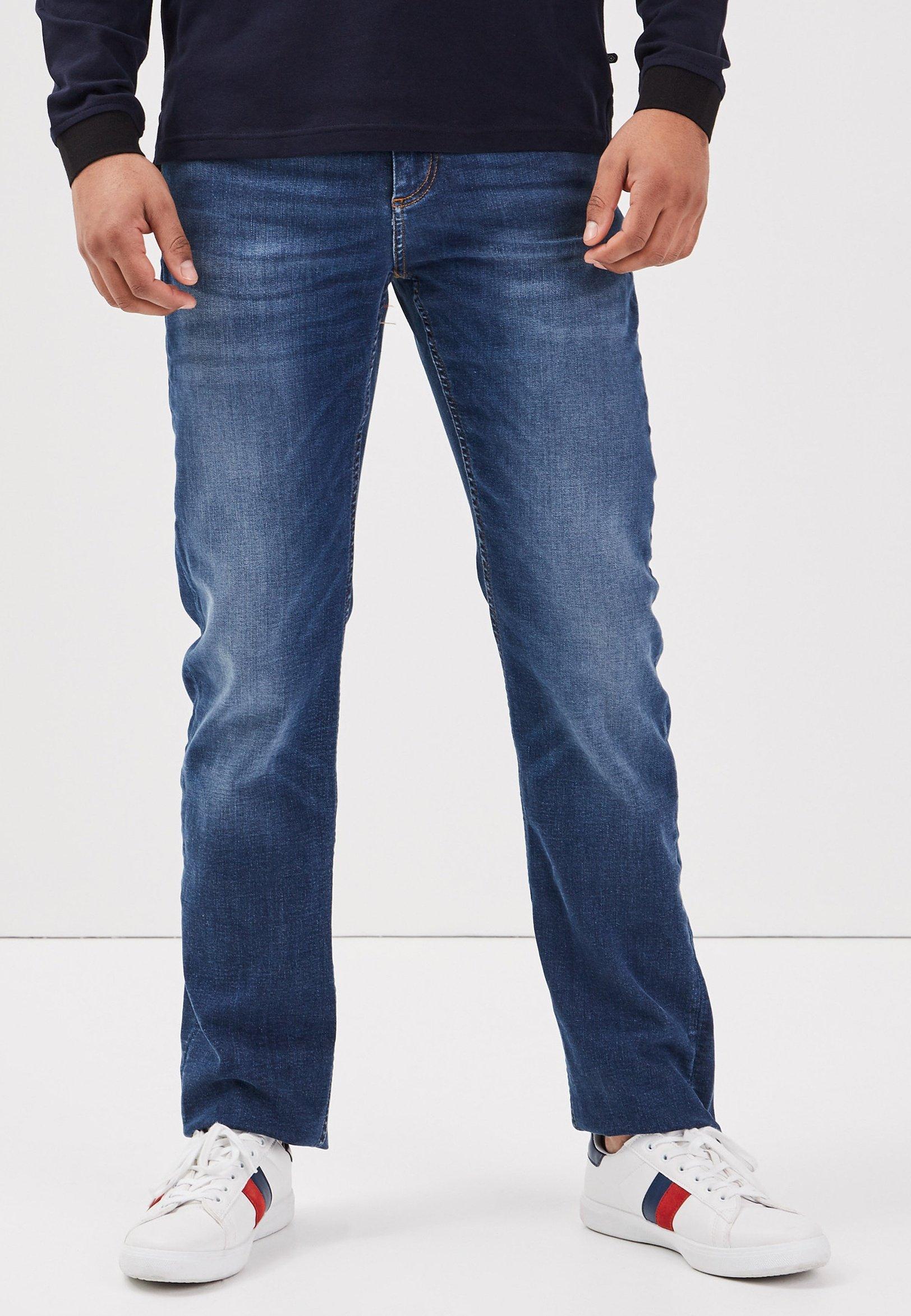 Uomo REGELMÄSSIGE UMWELTFREUNDLICHE - Jeans a sigaretta