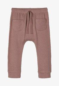 Name it - Pantalon de survêtement - twilight mauve - 0