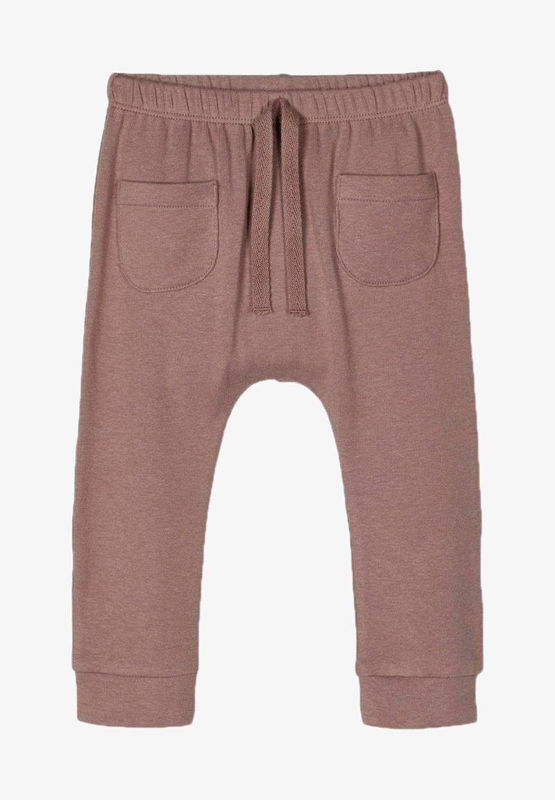 Name it - Pantalon de survêtement - twilight mauve