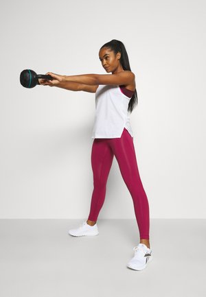 LUX - Leggings - punch berry