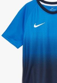 Nike Performance - DRY ACADEMY  - Koszulka sportowa - soar/white - 3