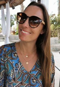 CHIC by Lirette - Necklace - rosegold - 1