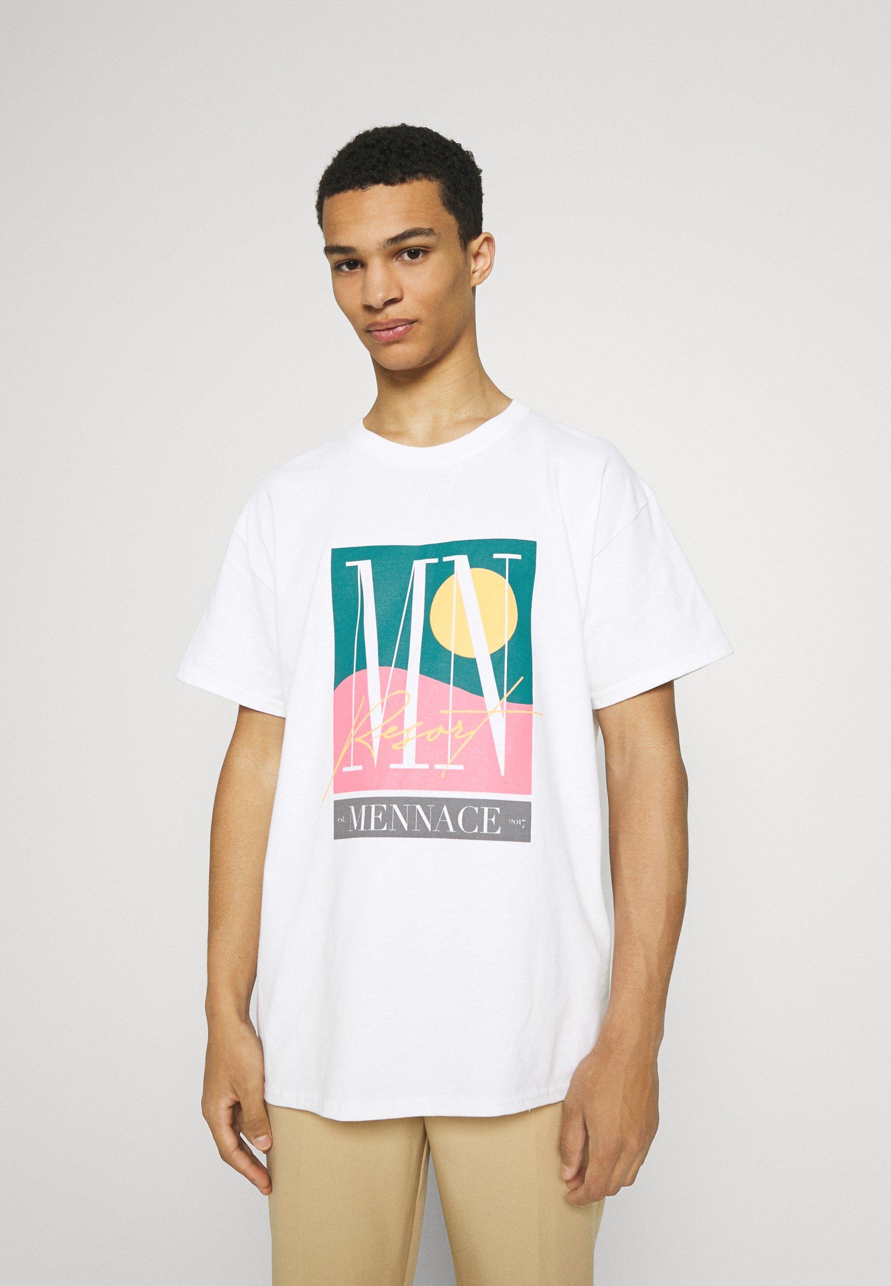 Men SUNDAZE RESORT REGULAR  - Print T-shirt