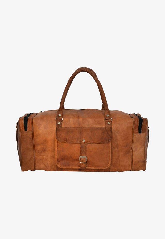 Weekend bag - braun