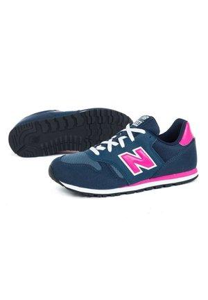 Sneakersy niskie - mehrfarbig