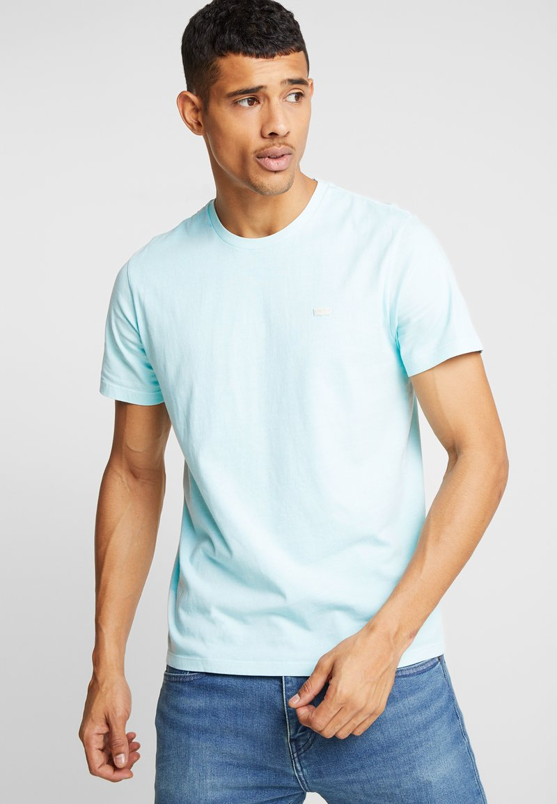 Levi's® - THE ORIGINAL TEE - Printtipaita - clearwater