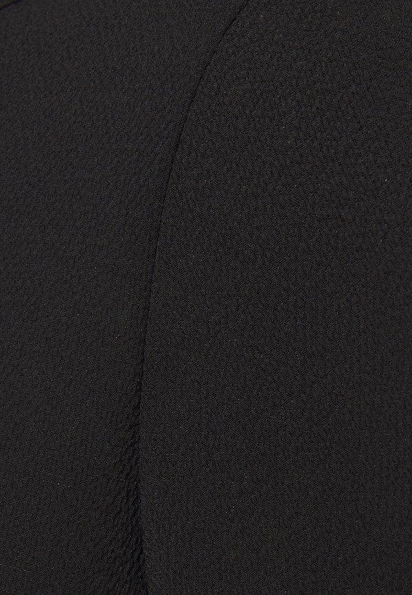 ONLY Petite ONLNOVA LUX SOLID - T-shirt basic - black/czarny LHGQ