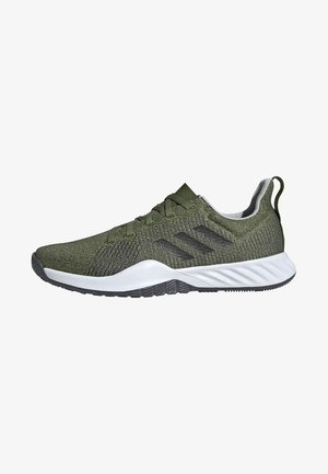 SOLAR LT TRAINERS - Trainers - green
