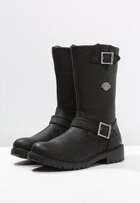 Harley Davidson - RANDY - Cowboy/Biker boots - black - 2