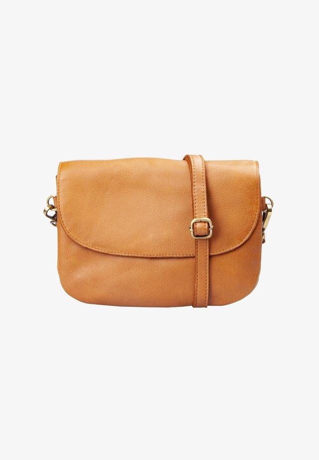 ELISABETH - Handbag - cognac