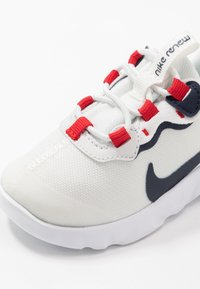 Nike Sportswear - RENEW 55 - Sneakers laag - summit white/obsidian/university red/platinum tint - 2