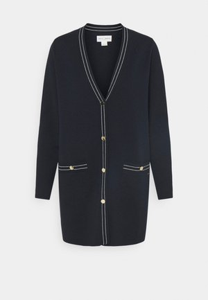 CARDIGAN MARLEE - Cardigan - dark navy