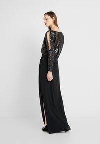 Lauren Ralph Lauren - CLASSIC GOWN  - Vestido de fiesta - black - 2