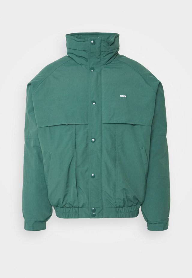 MASTER JACKET - Winter jacket - mallard green