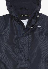 Minymo - SNOWSUIT OXFORD - Mono para la nieve - navy blazer - 5