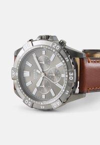 Fossil - GARRETT - Kronografklockor - brown - 5