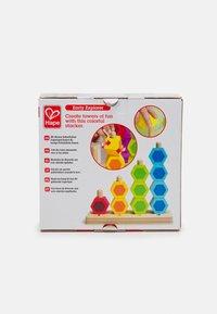 Hape - ZÄHL-UND STECKSPIEL UNISEX - Toy - multicolor - 4