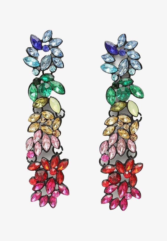 Oorbellen - multi-coloured