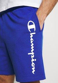 Champion - BERMUDA - Pantaloncini sportivi - blue - 3