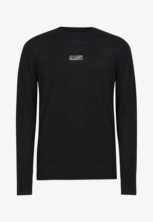STAT CREW - Sweatshirt - black